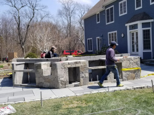 Masonry services in Newton, CT