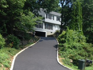 asphalt paving services newtown ct