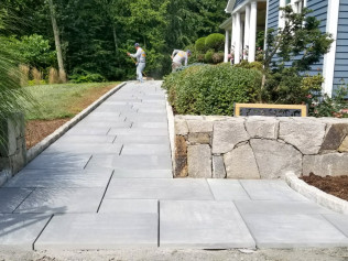 Landscaping Contractor in Newton, CT